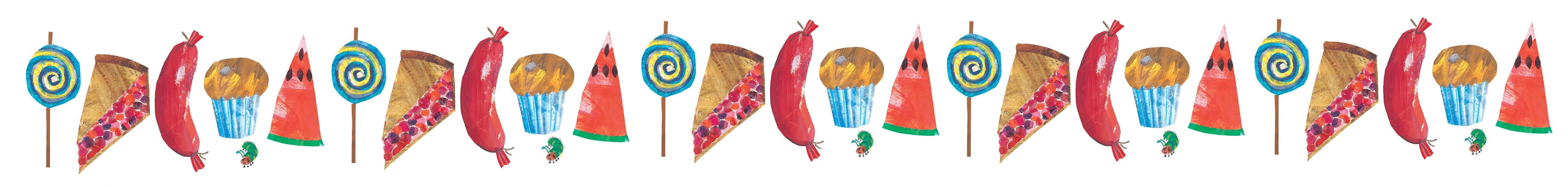 The very hungry caterpillar is a must-read book for native English ...